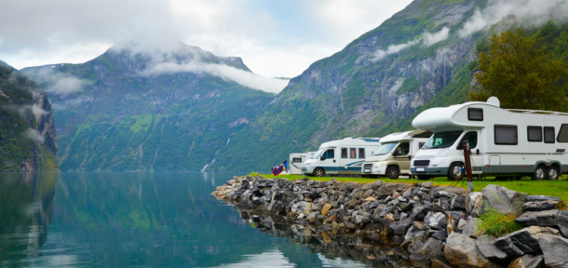 The 5 Best Campsites In the UK - According to Campers